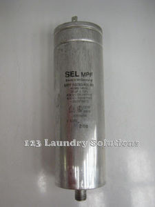 Front Load Washer 30mf 400v Capacitor Primus Used