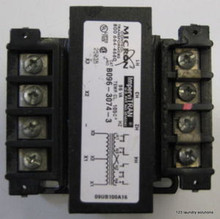 Milnor Front Load Washer Transformer for CPU Model 09UB100A16