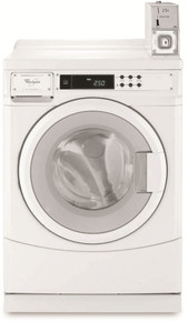Whirlpool Coin-Op HE Front Load Washer CHW8990AW