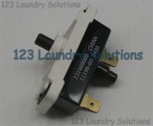 * GE Dryer, Push-to-Start Switch  #WE04X10067