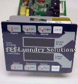 Dexter Stack Dryer Electronic Controls Assembly Board Part Number 9857-147-001