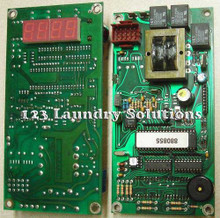 ADC DRYER BOARD, AMERICAN DRYER CONTROL BOARD PART NUMBER 137075 OR 8808552