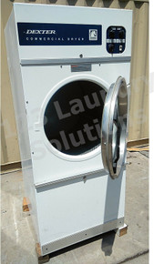 Dexter Dryer DLH30 120V 60MH OPL Non-Coin Drop ( USED)