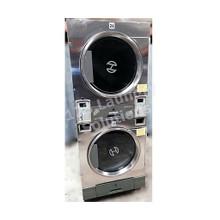 Huebsch 30lb Stack Dryer Stainless Steel 120V DTCK9910006667( USED)