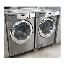 LG Front Load Washer GCWP1069QS2 Coin Op Stainless Steel 120V 3phase ( USED)