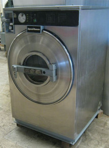 SPEED QUEEN 40LB FRONT LOAD WASHER WX40