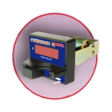 ESD Cyberwash CardSlide Kits with Serial Interface for Alliance Quantum, Huebsch Galaxy, and Wascomat Compass Control Washers