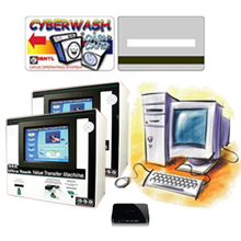 ESD Cyberwash Ultra Touch Screen  VTM Package