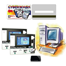 ESD Cyberwash Ultra Plus Touch VTM Package
