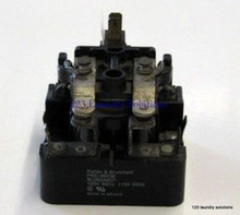Milnor Front Load Washer 120V Relay E-2 Spin 1 Ph P/N 09C063AB37