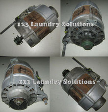 Front Load Washer, Motor 115V/60Hz For Primus