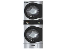 ADC i-Series 45lb Stack Dryer AD-45x2Ri Coin Operated