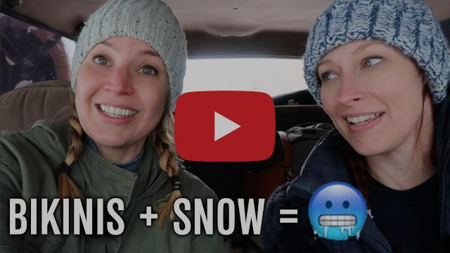Video: Sleeping in the snow?! Wiggy's Sleeping Bag Test