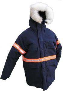 Nomex Fire Retardant Antarctic Parka