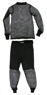 Fishnet Long Underwear
