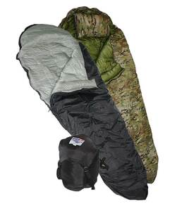 Ultra Light (Boat Foot) › Mummy Style Sleeping Bag