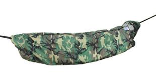 Summer Weight › Hammock Sleeping Bag (Center Zip)
