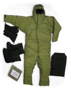 Walk-Around Snow Suit (Convertible Sleeping Bag)
