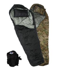 Ultima Thule › Mummy Style Sleeping Bag
