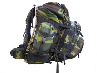 """DG-6 """"Crossfire"""" Backpack"""