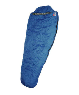 Wiggy's Super Light Mummy Style Sleeping Bag in Royal Blue