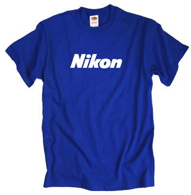 Nikon T shirts