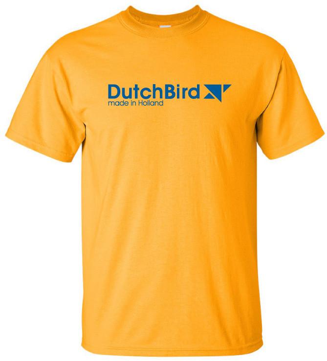 b139581e682a5 DutchBird Logo Amsterdam Airline Vintage T-Shirt