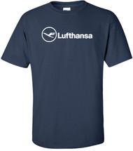 SAS Scandinavian Airlines Vintage Nordic Airline T-Shirt