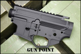 GUN POINT AVENGER GEN2  9MM AR15 DEDICATED COLT PATTERN MAG BILLET LIGHTWEIGHT UPPER & LOWER RECEIVER SET
