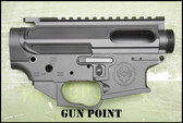 GUN POINT AVENGER GEN2 9MM BCG AMBIDEXTROUS DEDICATED COLT STYLE  MAG LIGHTWEIGHT BILLET UPPER & LOWER SET