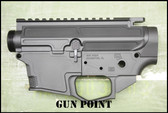 GUN POINT AVENGER GEN2  9MM DEDICATED GLOCK MAG BILLET LIGHTWEIGHT LOWER & UPPER RECEIVER SET