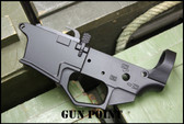 GUN POINT AVENGER MONOLITH  9MM DEDICATED GLOCK MAG BILLET LIGHTWEIGHT LOWER RECEIVER AR9