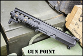 "GUN POINT 5.5"" AR15  9MM COMPLETE PISTOL UPPER RECEIVER AR9"