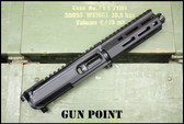 "Gun Point Custom 5.5"" Avenger GEN2  9mm  AR15 Complete Pistol Upper"