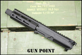 "Gun Point Custom 5.5"" Avenger  9mm AR15 Complete Pistol Gen 2 Upper"
