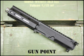 "Gun Point Custom 5.5"" Avenger JET-HOT  9mm AR15 Complete Pistol Upper"