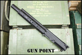 "Gun Point Avenger Custom 5.5"" Suppressor Ready 9mm  AR15 Complete Pistol Upper"