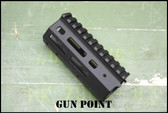 "Gun Point  Super Lightweight 4.5"" Handguard for 9mm AR15 Platform."