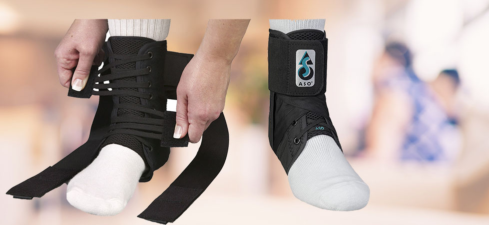 ASO Ankle Stabilizers