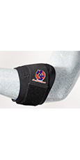 TENNIS ELBOW STRAP WITH FELT PAD BY NEW OPTIONS