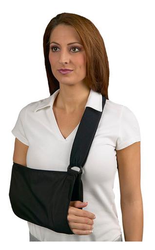PADDED ARM SLING NAVY