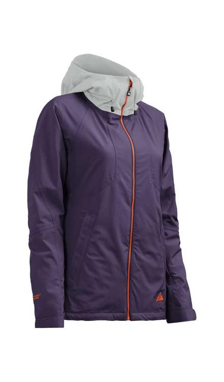 Strafe Silver Queen women's ski jacket