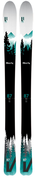 Liberty V87W Women's Skis