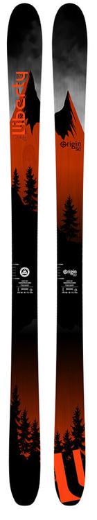 Liberty Origin 90 Skis