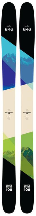 RMU North Shore 108 Skis