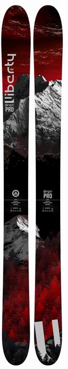 Liberty Origin Pro Skis