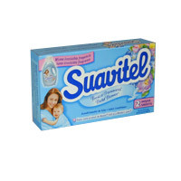 Suavitel Fabric Softener Dryer Sheets - Coin Vend
