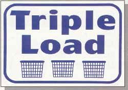 "Vend-Rite #L643:  ""Triple Load"""