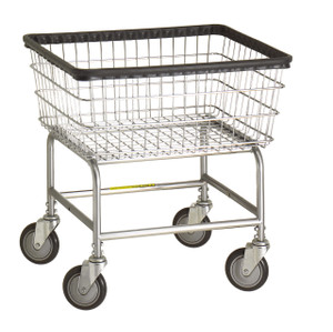 R&B #100E:  Laundry Cart (no poles or hanger)
