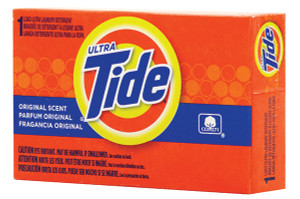 Tide Powder Laundry Detergent - Coin Vend